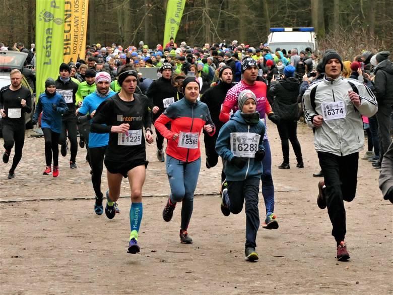 W niedzielę w Koszalinie odbył się bieg Leśna Piątka 2020 WOŚP. Był to pierwszy z biegów w ramach tegorocznego cyklu.Zobacz także WOŚP 2020 w Koszal