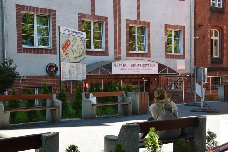 Koronawirus w Lubuskiem. Ilu pacjentów przebywa na oddziale zakaźnym zielonogórskiego szpitala? (Zdjęcia ilustracyjne)