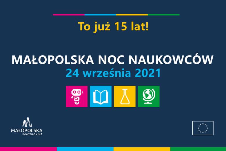 Kraków. Szalone spotkanie z nauką, czyli 15. Małopolska Noc Naukowców [ZDJĘCIA]