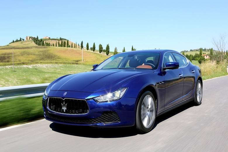 Na drugim miejscu znalazło włoskie Maserati. W Toruniu jest zarejestrowanych 12 pojazdów.POLECAMY: Czym jeździ policja w Kujawsko-Pomorskiem? [zdjęcia]POLECAMY: