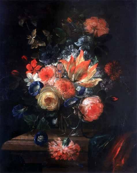 """""""Kwiaty"""", XVIII w."""