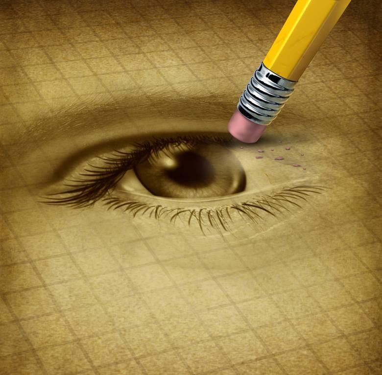 Diagnoza zaawansowanego zapalenia błony naczyniowej oka oraz perspektywa utraty wzroku staje się osobistą tragedią wielu chorych
