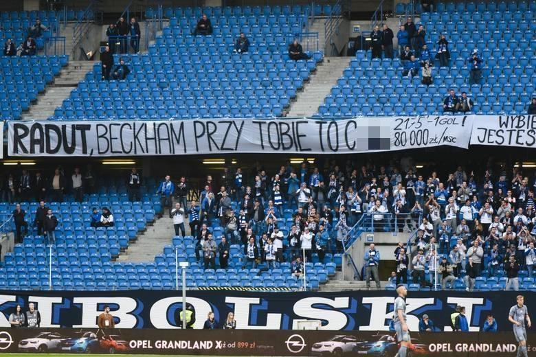 Kibice Lecha Poznań mają duże grono swoich ulubieńców. Zdobyli szacunek nie tylko postawą na boisku, pomagając zdobywać tytuły. Błyszczeli w wielkich