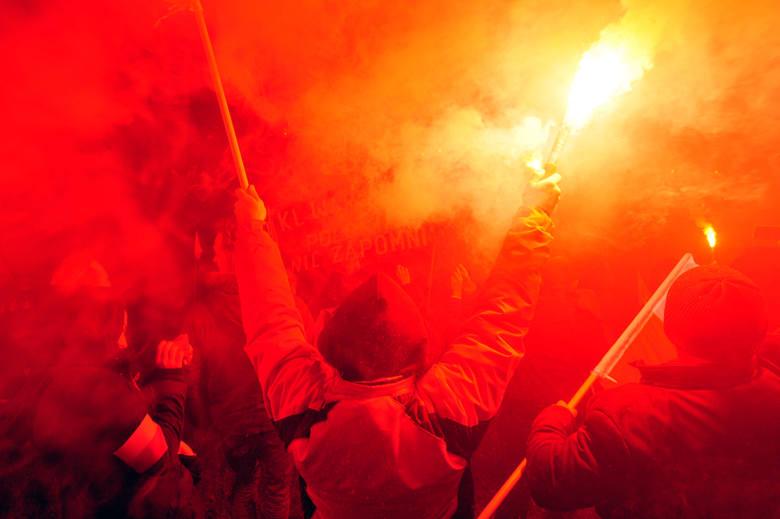 Święto Niepodległości 2015. Marsz Niepodległości w Warszawie