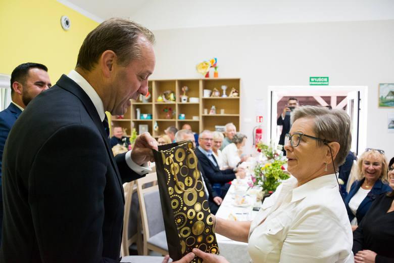Gmina Potęgowo nagrodzona za działania senioralne. Wyróżniono także Aktywnego Seniora (zdjęcia)