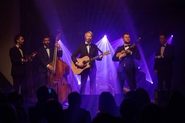 W sobotni wieczór na scenie MCK koncert zespołu Kontrabus z potańcówką