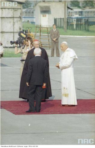 40 lat od pierwszej pielgrzymki Ojca. To była eksplozja wiary i nadziei