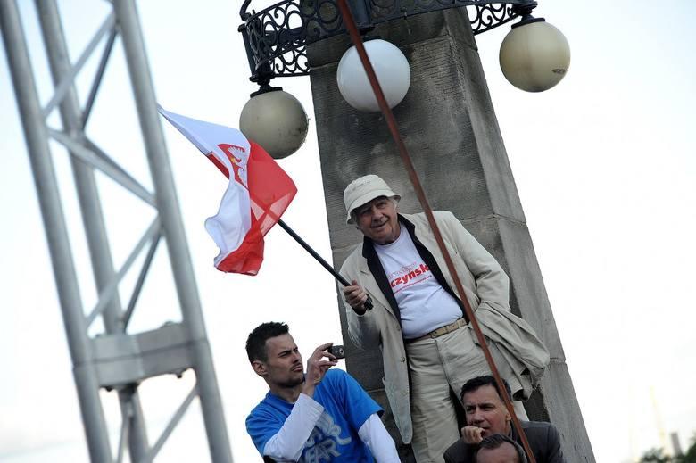 Kaczyński w Szczecinie