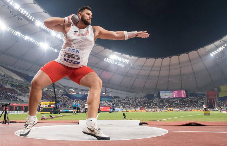 Konrad Bukowiecki, zawodnik InPost Athletic Team, będzie jedną z gwiazd 96. PZLA Mistrzostw Polski we Włocławku