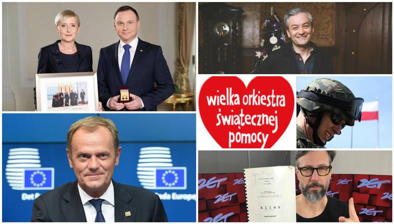 Wielka Orkiestra Świątecznej Pomocy zagra w całej Polsce i wielu miejscach na świecie 15 stycznia. Trwają licytacje edycji 2017, z których środki mają