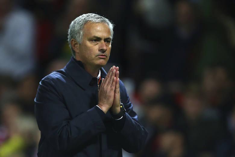 Trudne chwile Jose Mourinho w Manchesterze United