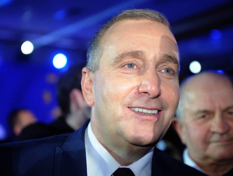 Grzegorz Schetyna, nowy szef PO.<br />