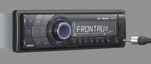 Nowy model radioodtwarzacza Clarion