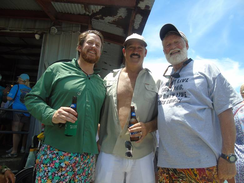 Tu Hemingway, tam Hemingway! Było ich 140. Wielka impreza w tropikach