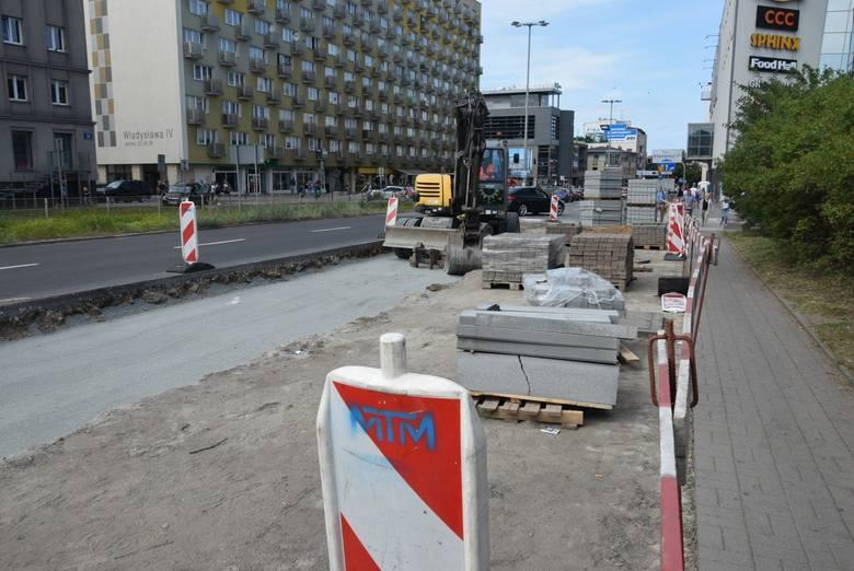 Rozpoczął się remont ul. Władysława IV w Gdyni
