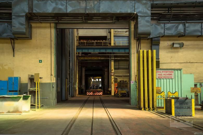 Jednym z najciekawszych miejsc, w których można stworzyć film w Poznaniu są zakłady H. Cegielskiego