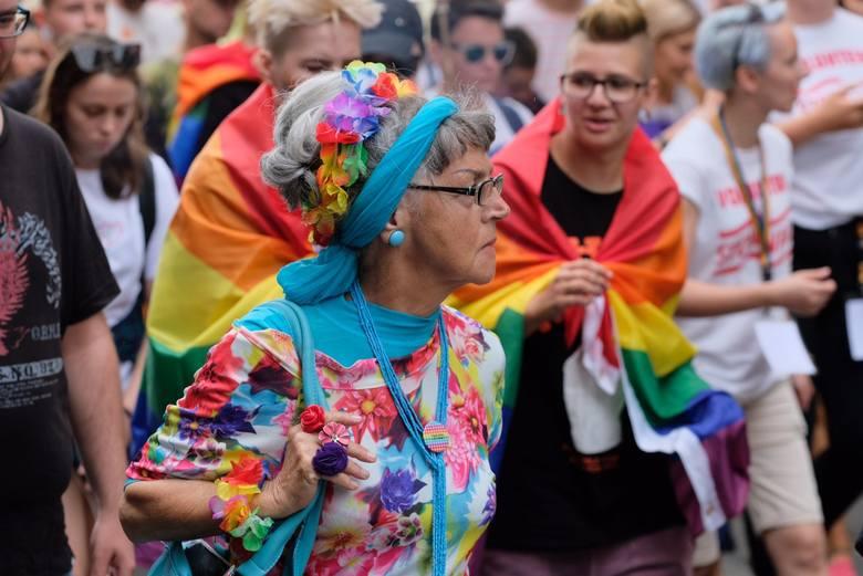 Marsz Równości w Poznaniu 2018