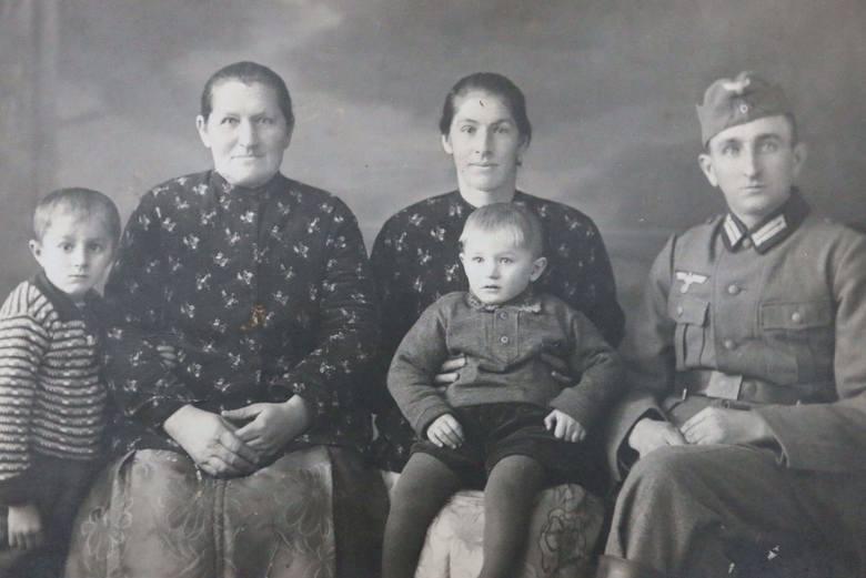 Spotkanie Mirosława Boguskiego z Marią Mlocek, córką Paula. Wspomnienia wracają...