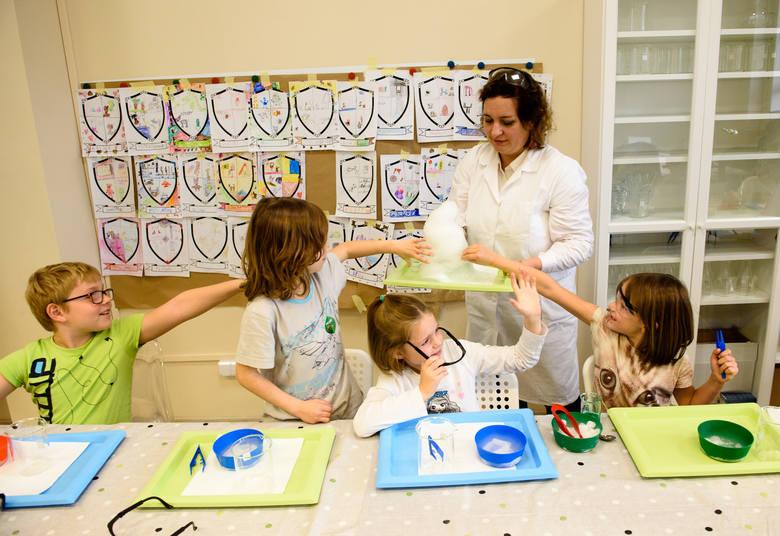 Kobieta z pasją: Agnieszka Ważny pokazuje dzieciom, że nauka jest fajna