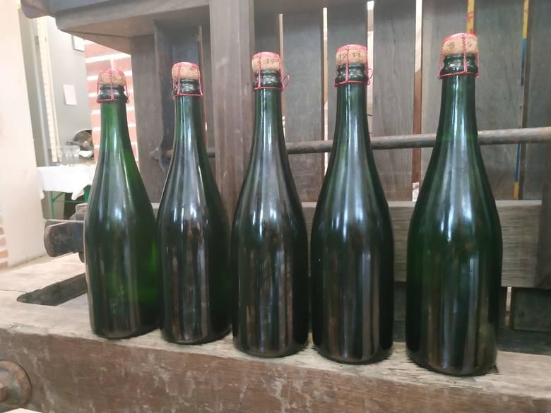 3. Bo nie wierzycie francuskim ekspertom, że w Lubuskiem będzie powstawał najlepszy szampan na świecie.