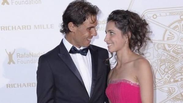 Choć gwiazdy sportu słyną ze swoich miłosnych podbojów, to akurat najlepsi tenisiści są raczej stali w uczuciach. Nie inaczej jest z Rafaelem Nadalem,