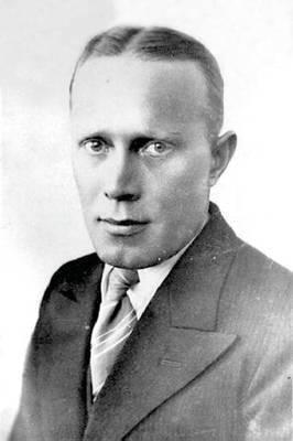 Mjr Adam Lazarowicz, członek IV Zarządu Głównego WiN, stracony 1 marca 1951 r.
