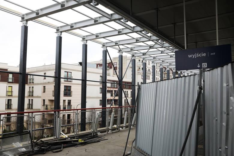 Trwają ponowne prace na stacji Kraków Zabłocie
