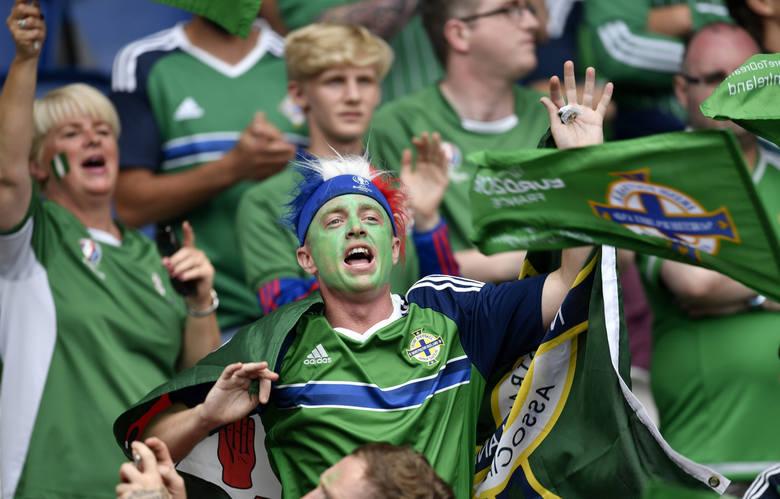 Porażka z Niemcami nie popsuła humorów irlandzkim kibicom
