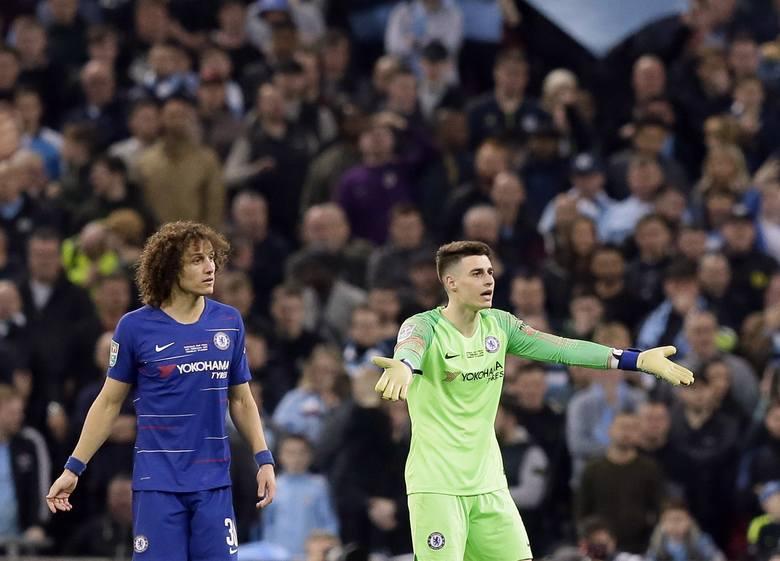 Kepa trafił do Chelsea przed tym sezonem z Athleticu Bilbao za 80 mln euro