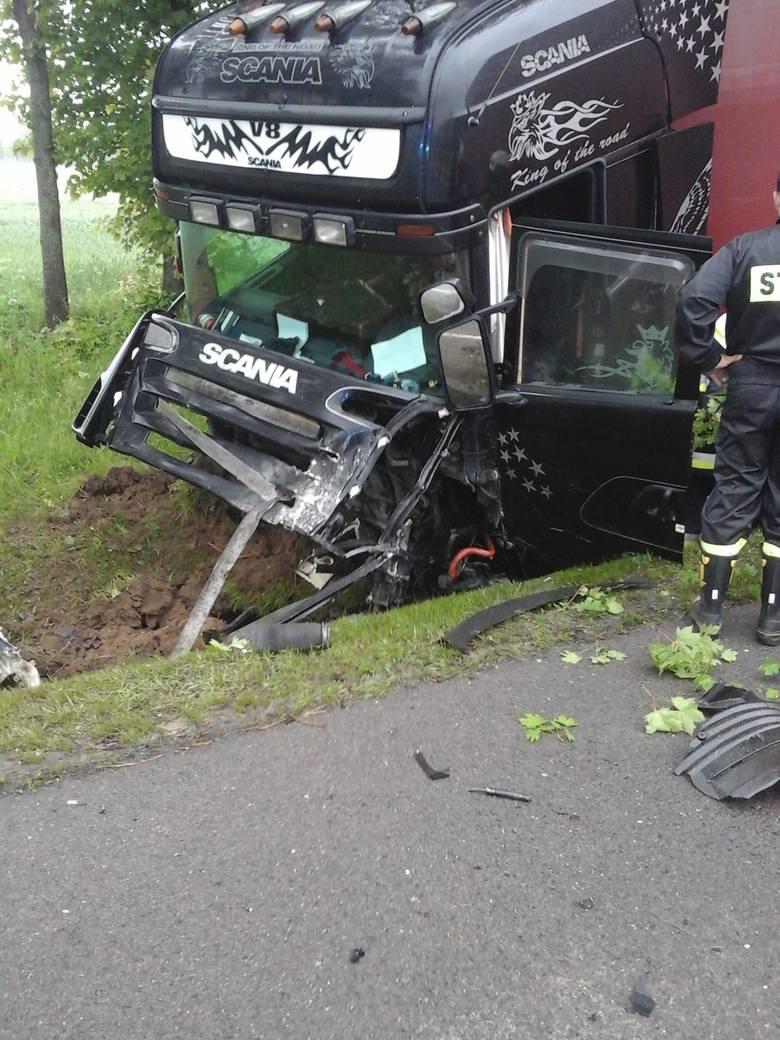 Piliki. Tragiczny wypadek na DK 19. 23-latek zginął na miejscu [NOWE FAKTY]