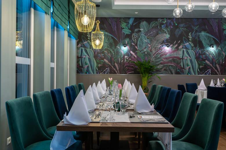 Restauracja rodzinna, która powstała aby przypomnieć, że celebrowanie wspólnych chwil jest bezcenne.