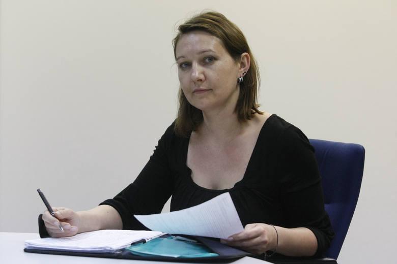 Dorota Herman: - Mam nadzieję, że matki nie będą bały się zgłaszać na policję, a ona zadba o ściganie niesumiennych ojców