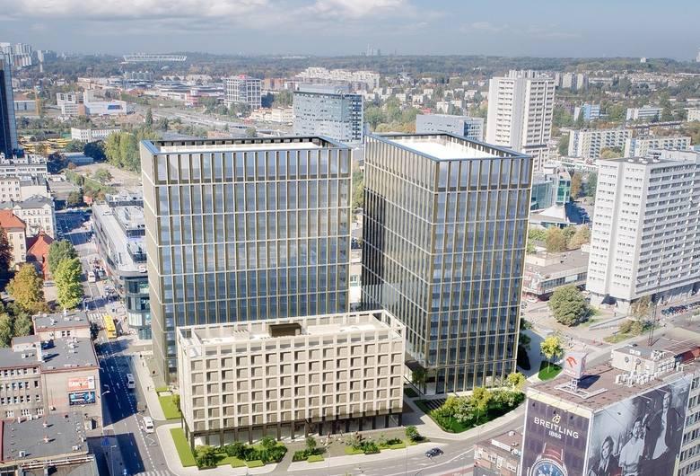 W miejscu dawnego hotelu powstanie Nova Silesia - zespół budynków biurowo-hotelowych o powierzchni 35 tys. m2. Między nimi powstanie zielony dziedziniec