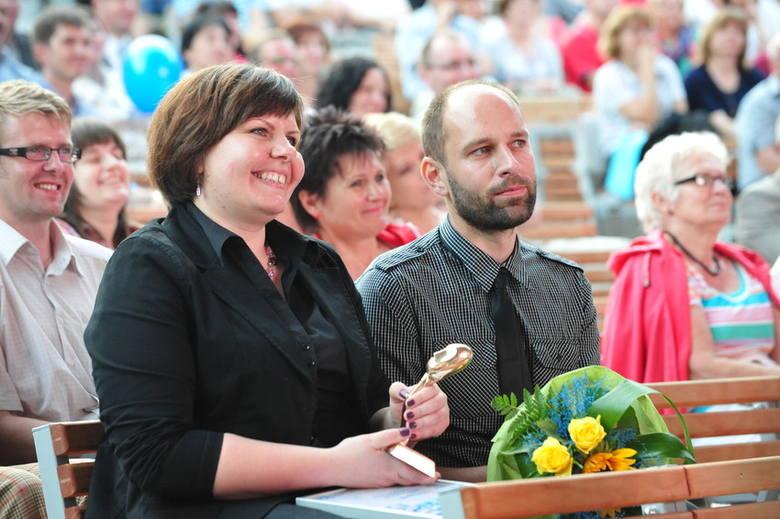W kategorii samorządność Złota Spinka powędrowała do Jadwigi Wójciak i Daniela Podobińskiego.