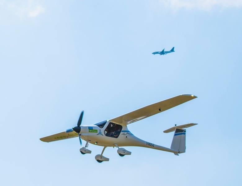 Samolot Pipistrel Aplha Electro
