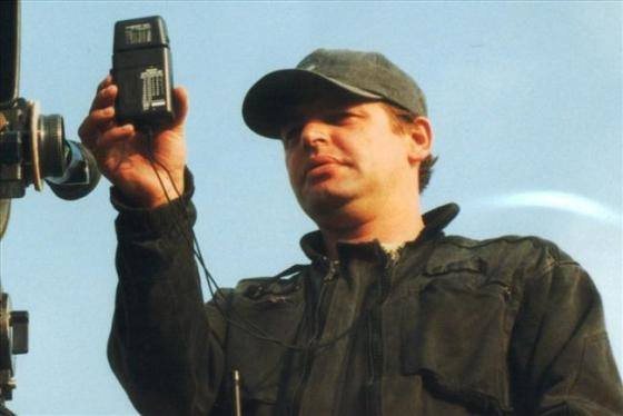 Bartek Frykowski na filmowym planie