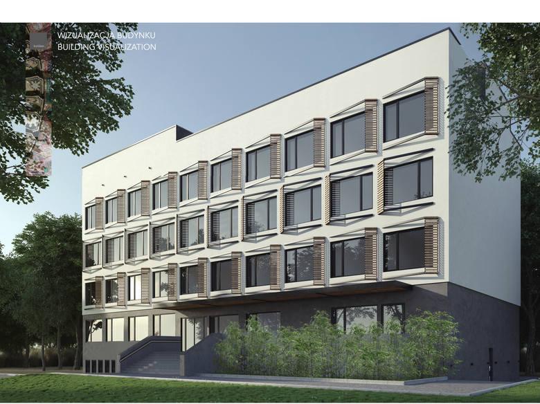 Kraków. Instytut Konfucjusza Uniwersytetu Jagiellońskiego będzie mieć nową siedzibę z chińskim ogrodem [WIZUALIZACJE]