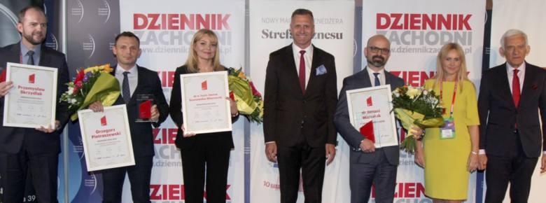 """Oto Menedżerowie Roku 2018: gala wręczenia nagród w plebiscycie """"Dziennika Zachodniego"""""""