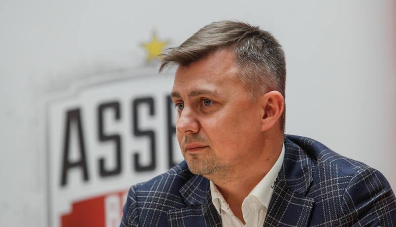 Krzysztof Ignaczak został prezesem Asseco Resovii 5 grudnia 2018 roku