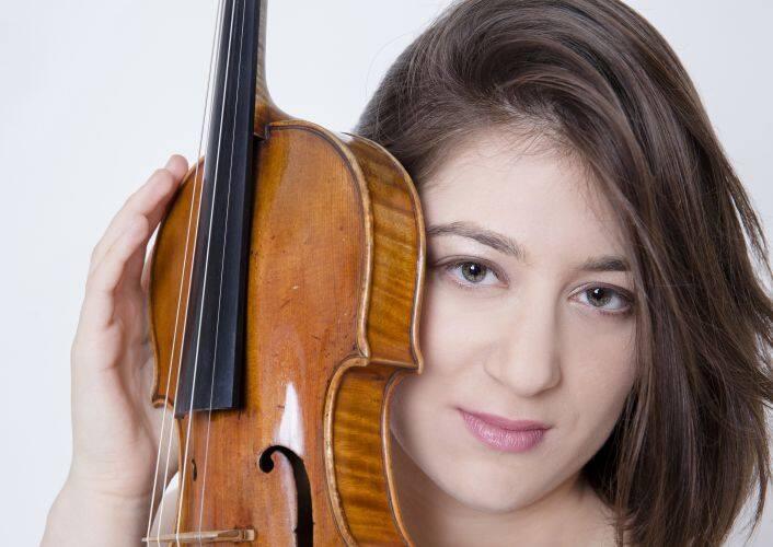 Veriko Tchumburidze zagra z Toruńską Orkiestrą Symfoniczną