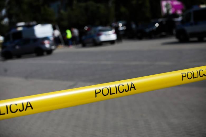 Policja zatrzymała matkę dziewczynki. Dziecko niestety zmarło w szpitalu