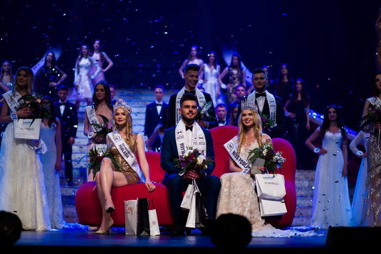 Miss Podlasia 2018 - Magdalena WasilukMiss Podlasia Nastolatek 2018 - Aleksandra LubinieckaMister Podlasia 2018 - Konrad Ksepka