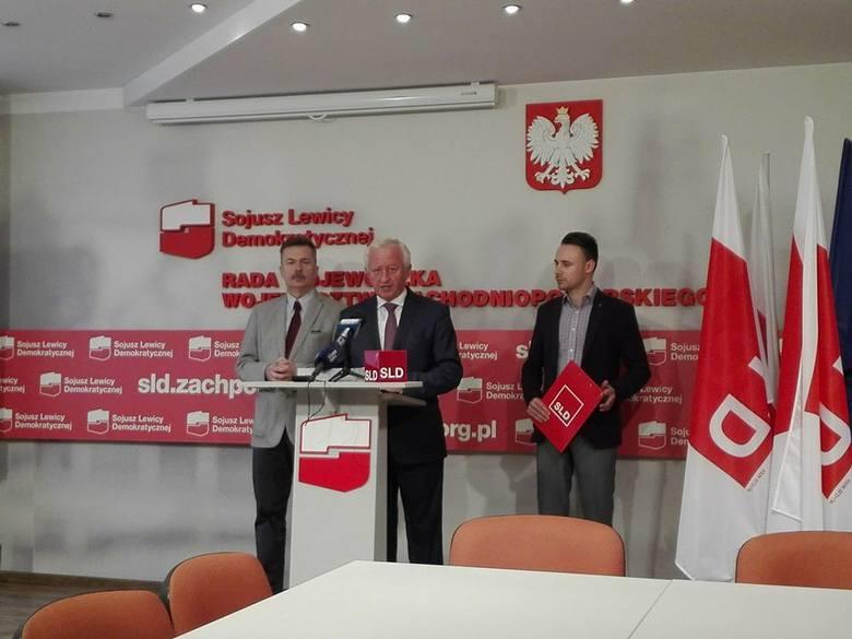 W SLD o inwestycjach w regionie i Teatrze Polskim w Szczecinie