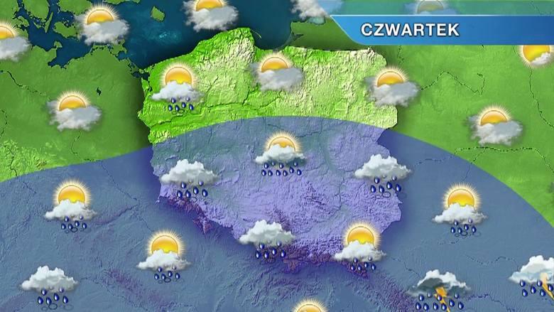 Pogoda w Szczecinie i regionie. Czwartek gorący, ale... [wideo]