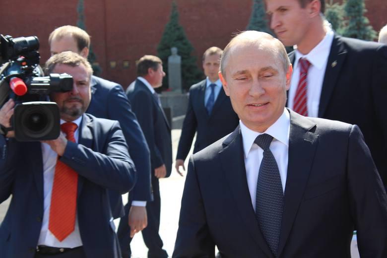 Rosja: Putin wygrywa w referendum. Opozycja: będzie prezydentem do końca życia
