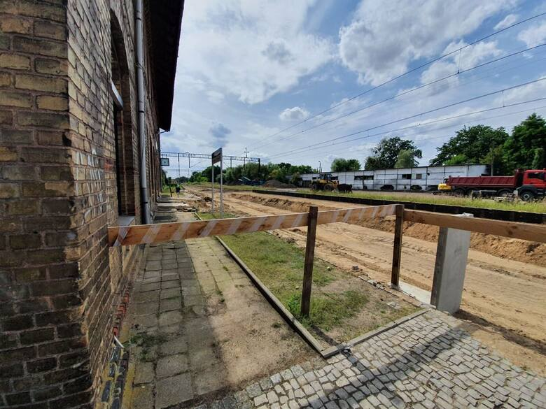 Remonty dróg, peronów kolejowych, budowa Centrum Aktywności Społecznej, czyli zmiany w Babimoście