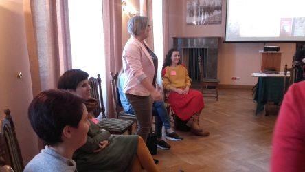 Konferencja w ramach projektu Świętokrzyska Akademia Edukacji Kulturowej w Kielcach