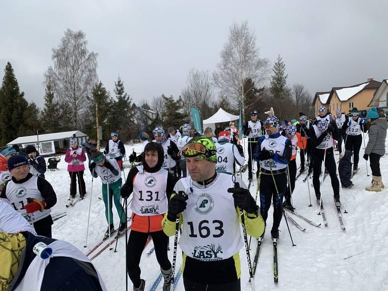 Bieg główny odbył się na dystansie 10 kilometrów. Narciarze ścigali się na świetnie przygotowanej trasie u podnóża Połoniny Wetlińskiej. Była sportowa