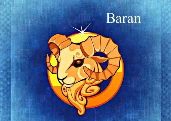 Baran (21 marzec - 20 kwietnia)Dla Baranów marzec oznacza więc pełną mobilizację, nie widać na horyzoncie żadnej przepustki od walk toczonych na różnych