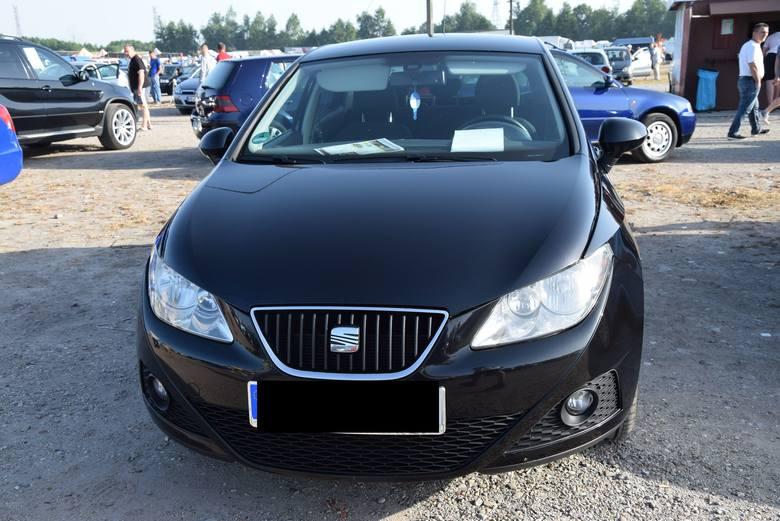 Seat Ibiza - rok produkcji 2008, z silnikiem 1.4 benzyna. Cena do uzgodnienia
